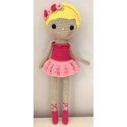 Muñeca Bailarina HANDMADE