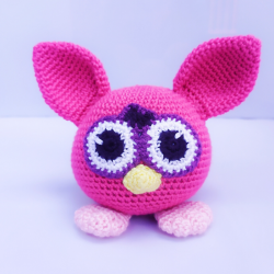 Patrón AmiguBubble Furby